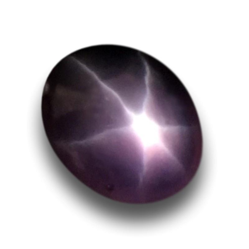 114 CaratsNatural Unheated Star SapphireLoose Gemstone