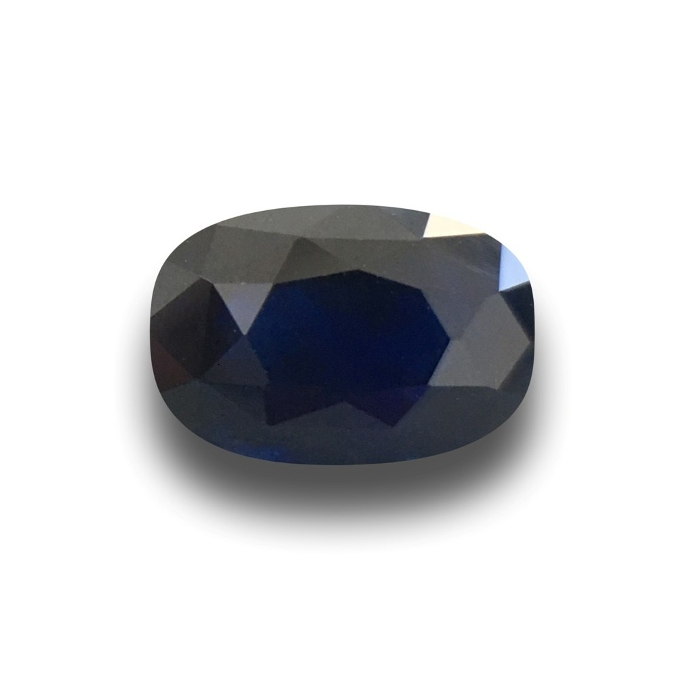 242 Carats Natural Dark Royal Blue Sapphire Loose