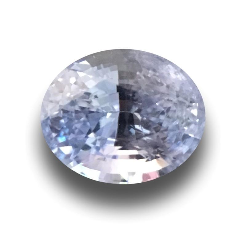 152 CTS Natural Light Blue Sapphire Loose GemstoneNew