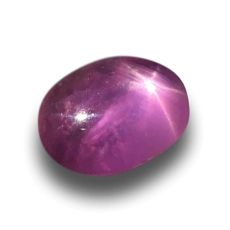 176 Carats Natural Unheated Pink Star Sapphire Loose
