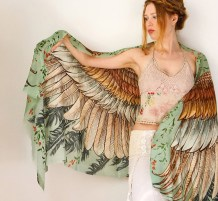 Beautiful-OwlWing-Printed-Scarves