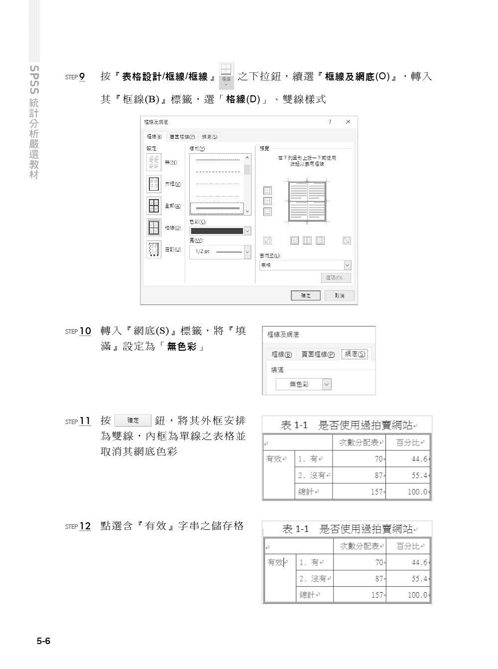 SPSS 26 統計分析嚴選教材 (適用SPSS 26~22) | 天瓏網路書店