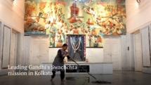 swachh bharat abhiyaan,swachh bharat,rinku,mk gandhi,mahatma gandhi,video