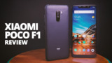 Poco F1 review: Xiaomis sub-brand has a lot of hype, but does it perform? ,video