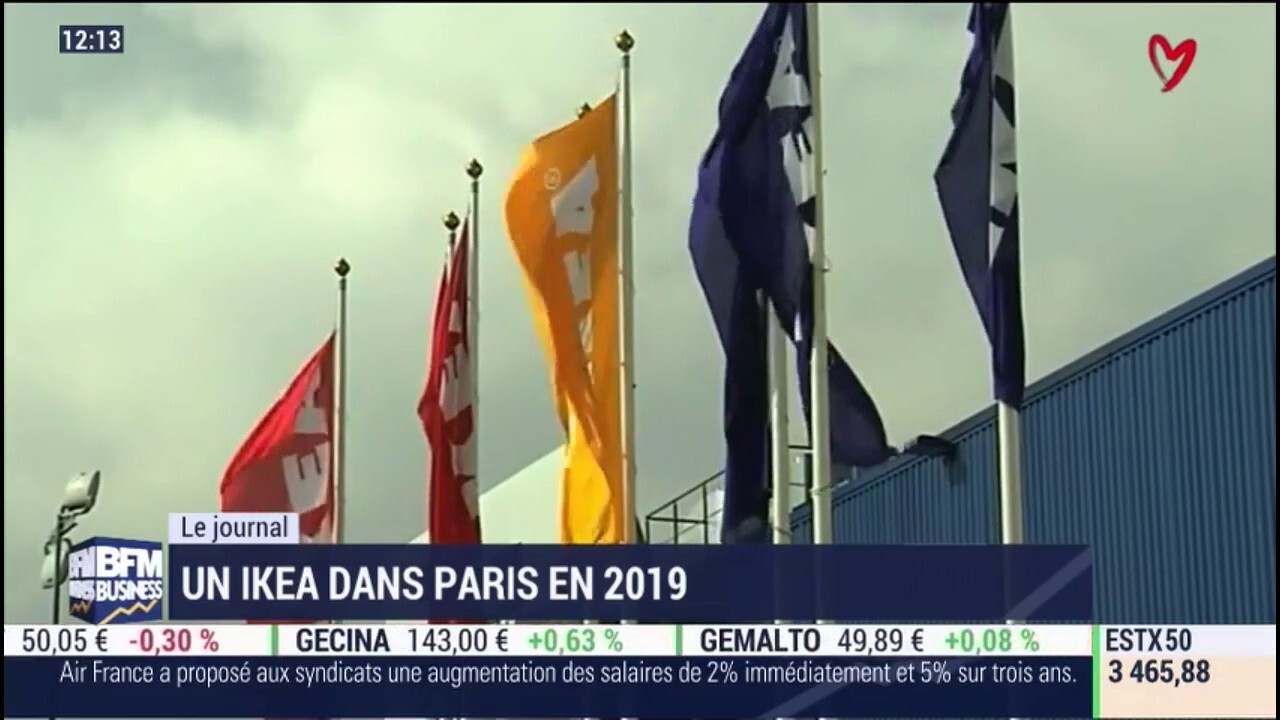 Un Ikea Dans Paris En 2019