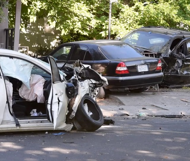 Driver Booked On Felony Charges In Modesto Crash That Injured 5 Including Ejected Child Modesto Bee