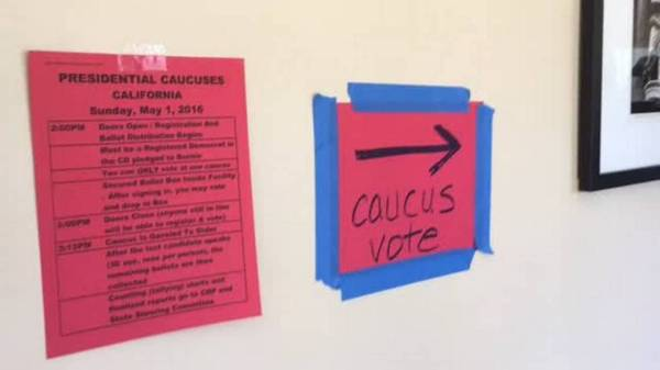 SLO County Democrats caucus to choose delegates for ...