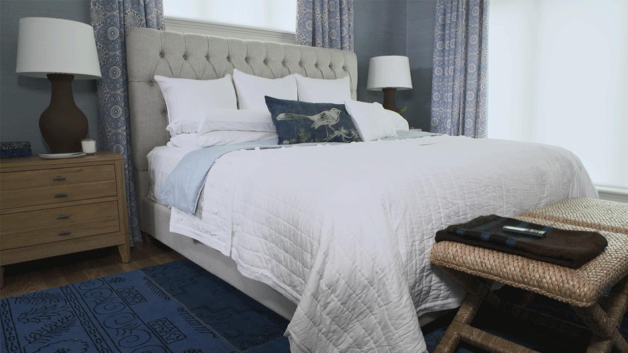 Master Bedroom Ideas   Better Homes & Gardens on Best Master Bedroom Ideas  id=41980