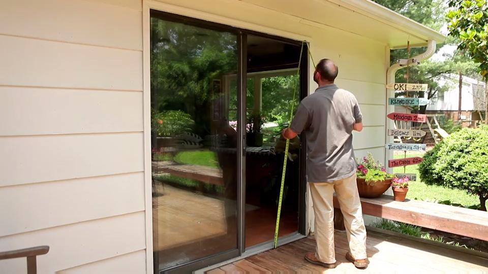 full lite sliding patio door 8f0480