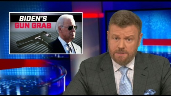 Mark Steyn rejects Biden's 'weapons attack' by executive order