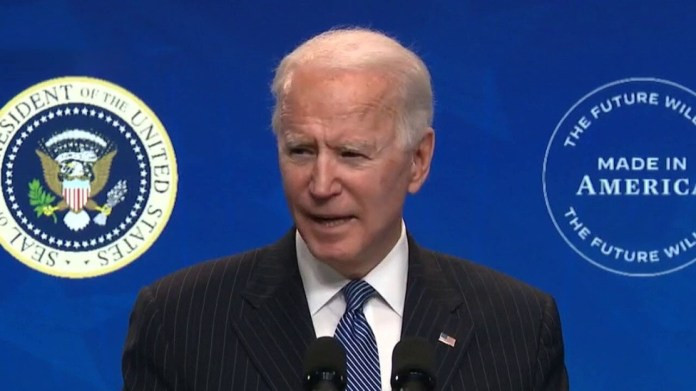 Analysis of Biden's foreign policy approach with China