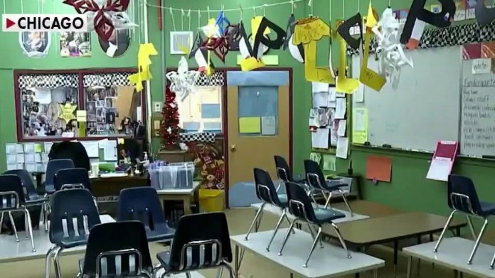 Chicago Teachers Association hopes to strike a deal to get children back into classrooms