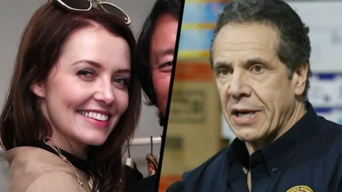 Cuomo faces accusation after passing strictest sexual harassment laws