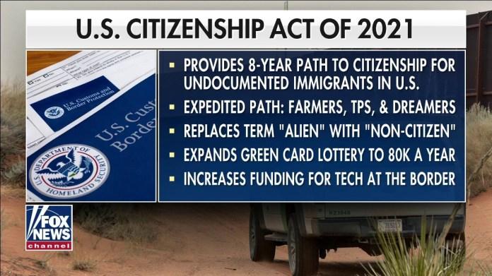 President Joe Biden Reveals Immigration Reform Proposal