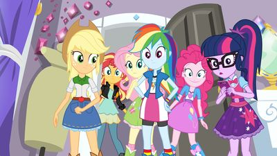 My Little Pony Equestria Girls Programs Discovery