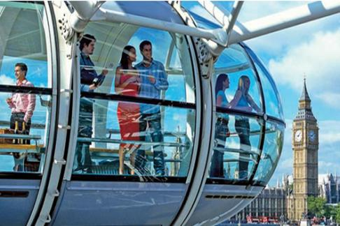 Tower Bridge Exhibition + London Eye