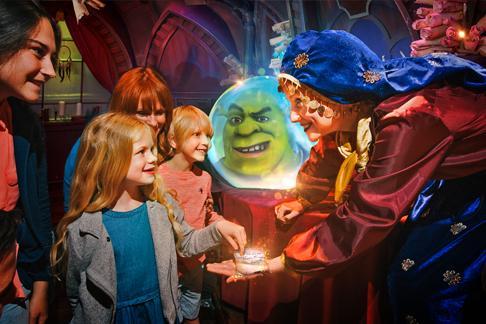 Shrek's Adventure + London Eye & FREE Tower Bridge