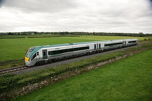 Image result for train ireland