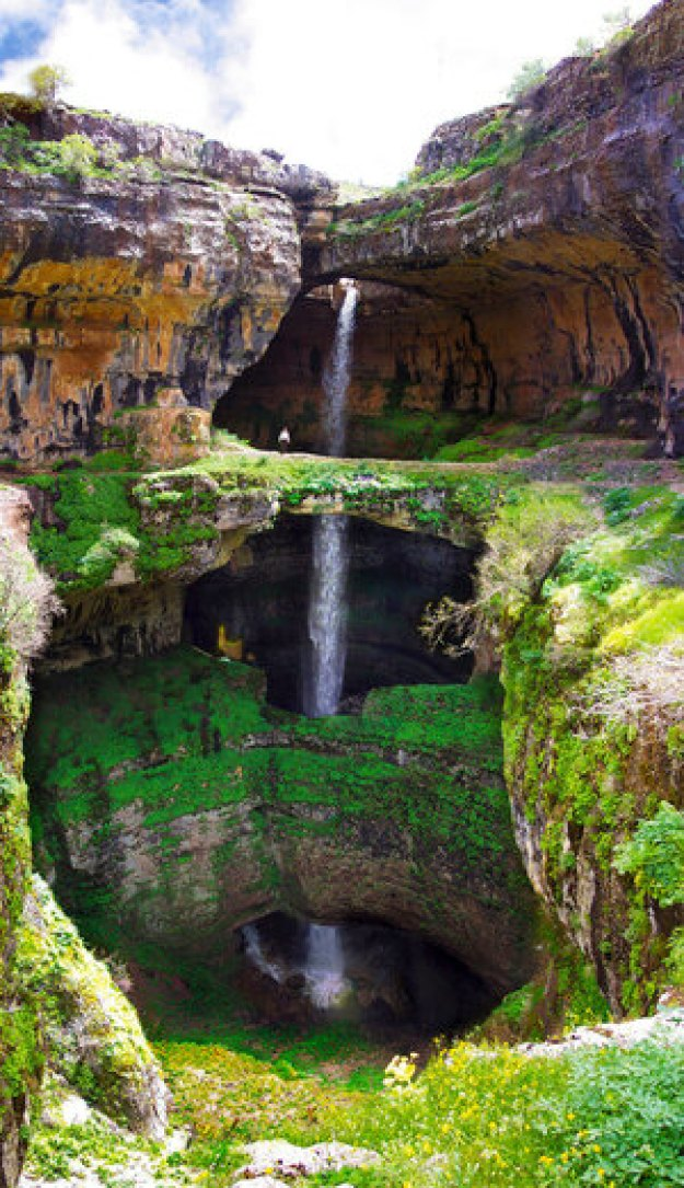 three-bridges-cave-baatara-gorge-waterfall-lebanon-13