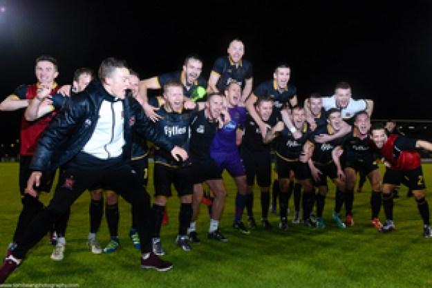 UEFA Champions League Third Qualifying Round Second Leg : Dundalk vs BATE Borisov Mandatory Credit ©Tom Beary