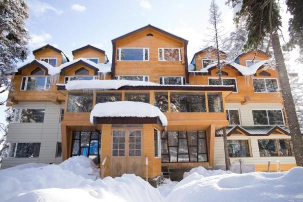 Hotel The Rosewood, Gulmarg, India - Booking.com