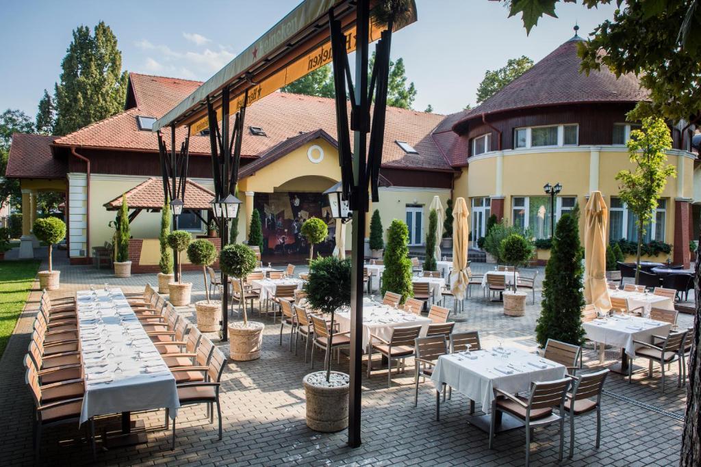 Garden Hotel Wellness és Konferencia, Szolnok – 2020 legfrissebb árai
