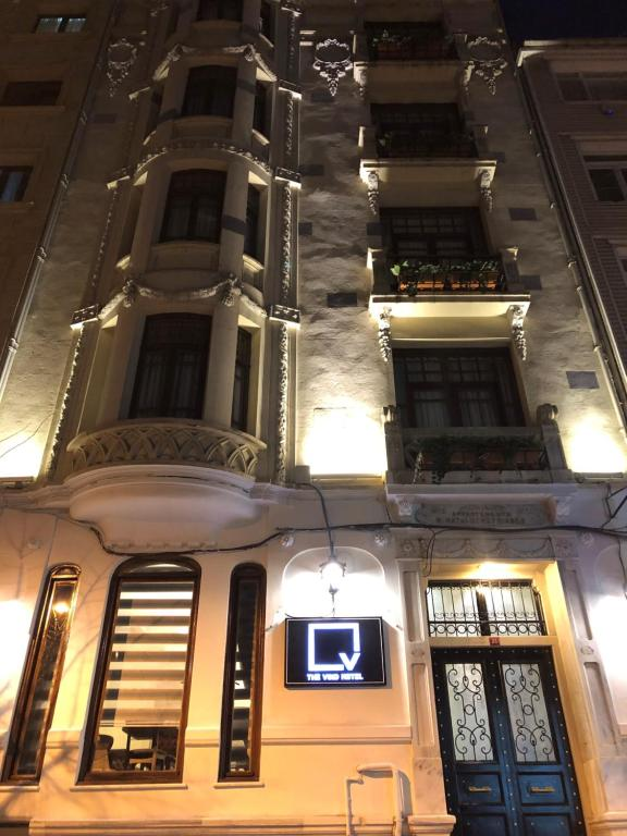 the void hotel istanbul updated 2021