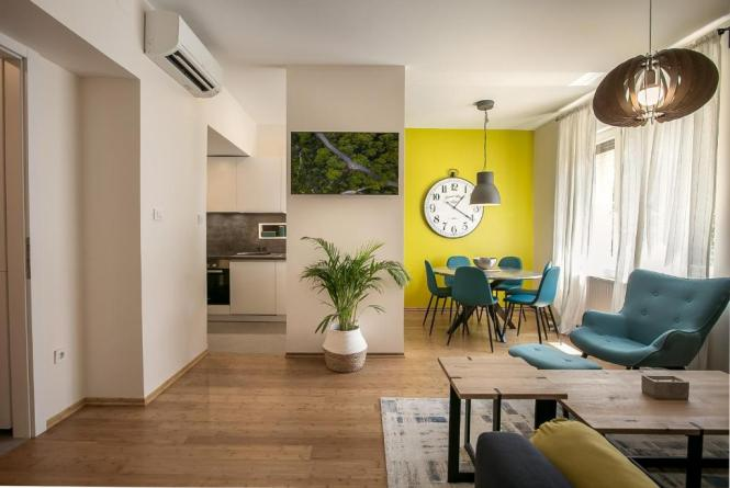 MirÓ Studio Apartments Zagreb One