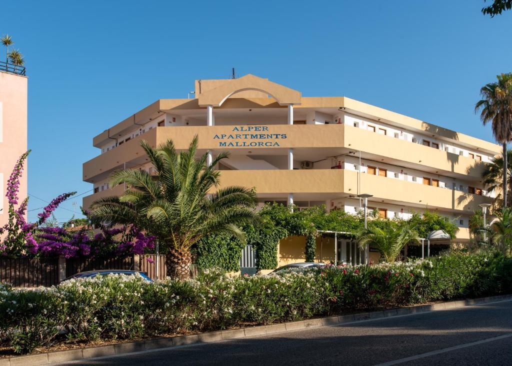 alper apartments mallorca palmanova