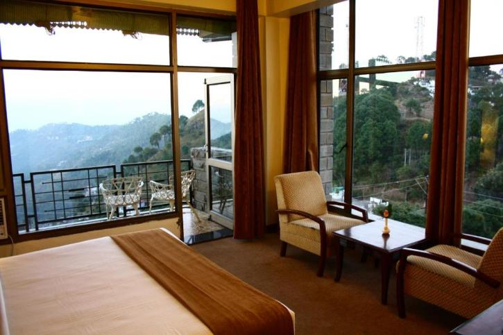 Kasauli Castle Resort, India - Booking.com