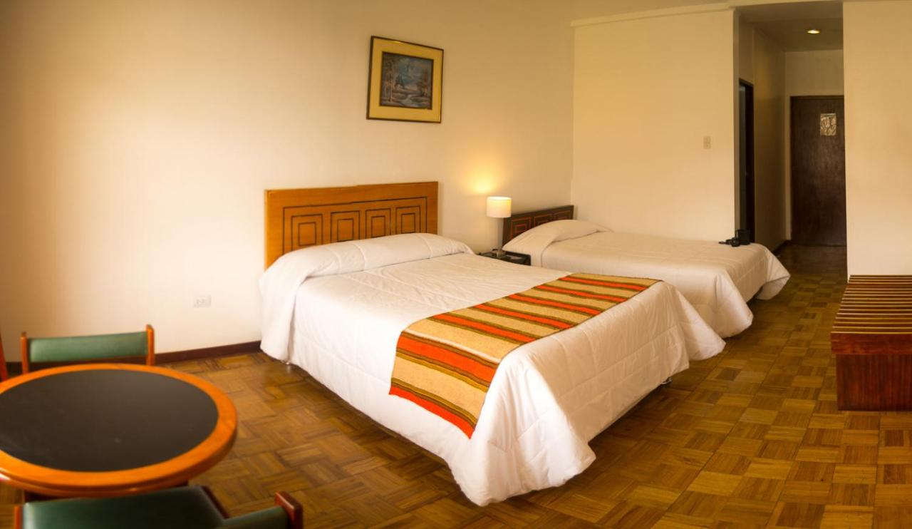Real Hotel Huascaran (Peru Huaraz) - Booking.com