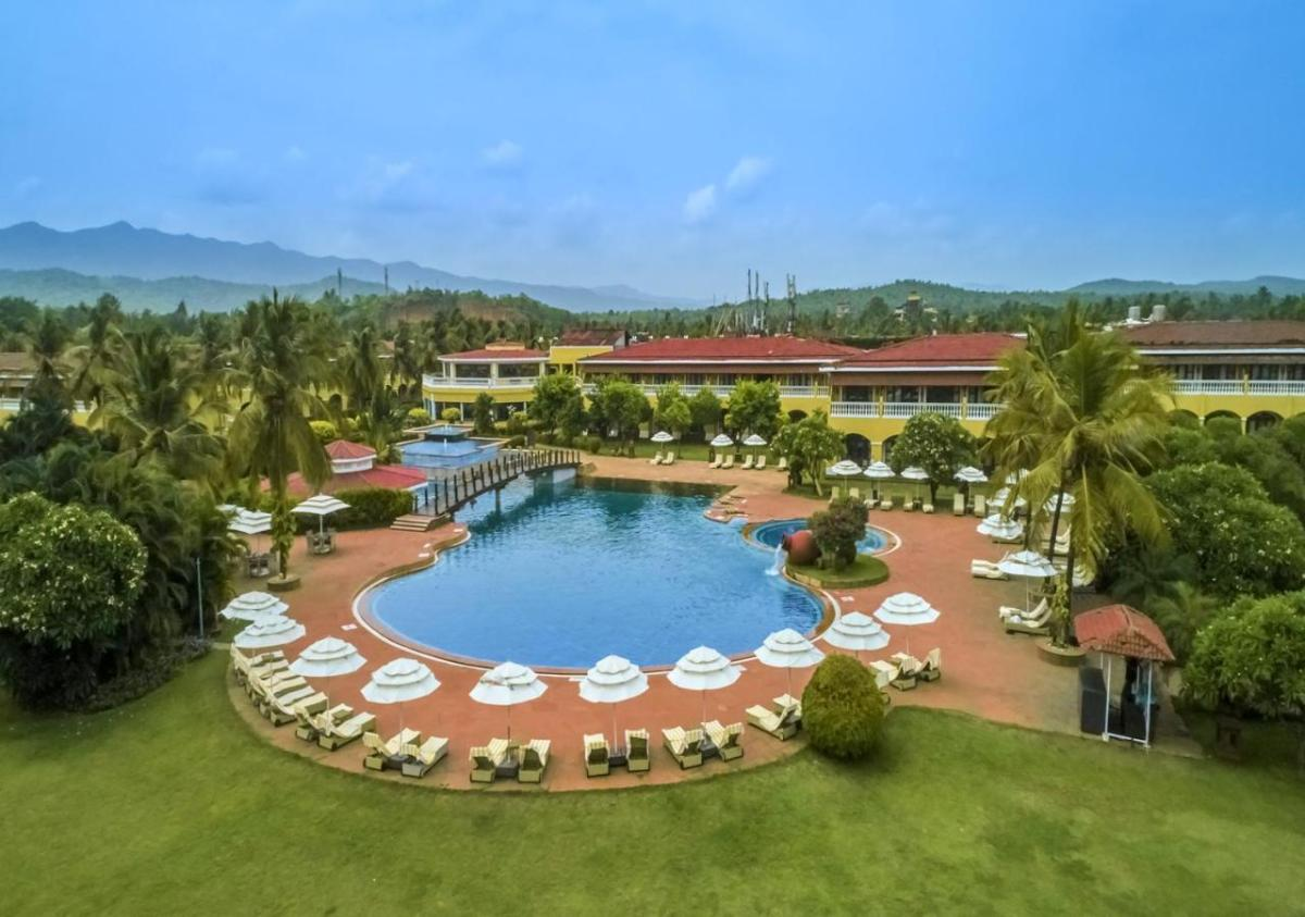 The LaLiT Golf & Spa Resorts in Goa