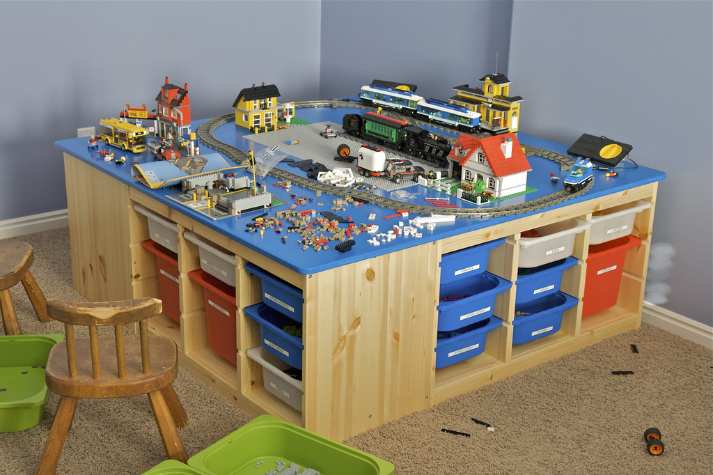 Lego Storage Clean And Scentsible