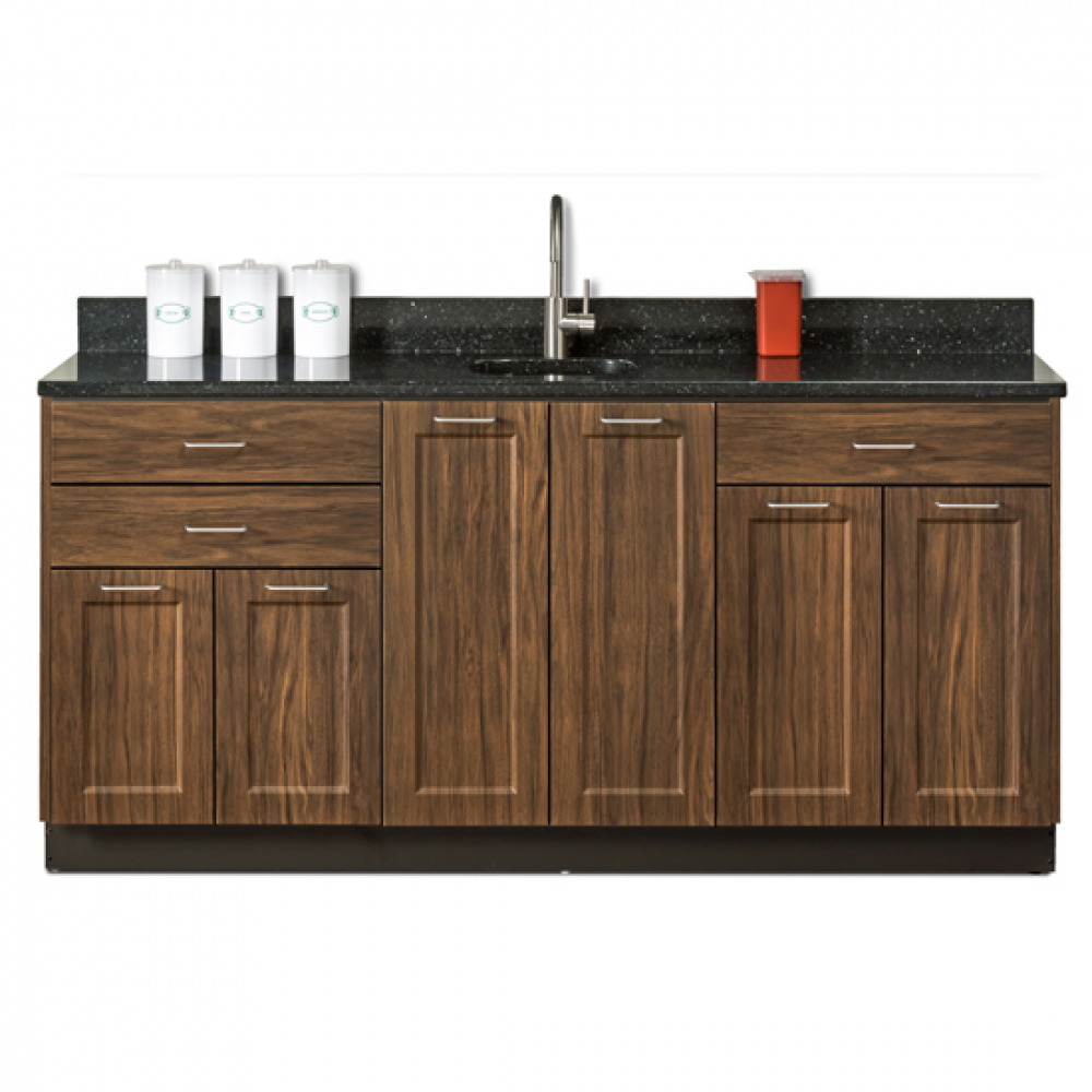 https www clinton ind com product 8672 fashion finish 72 base cabinet with 6 doors and 3 drawers