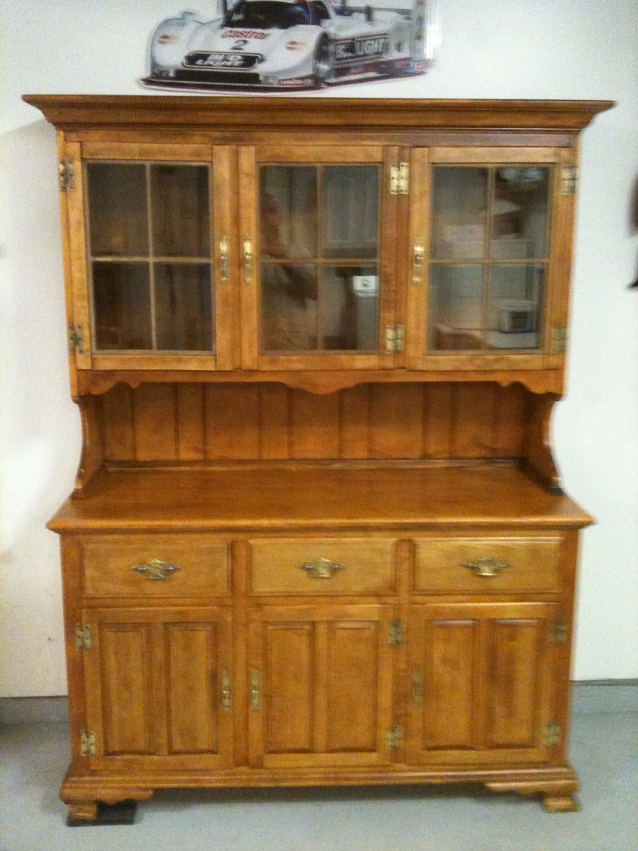 Furniture China Hutches