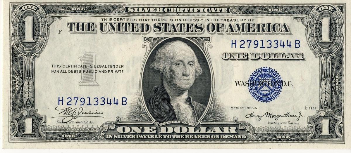1935 One Dollar Coin Value