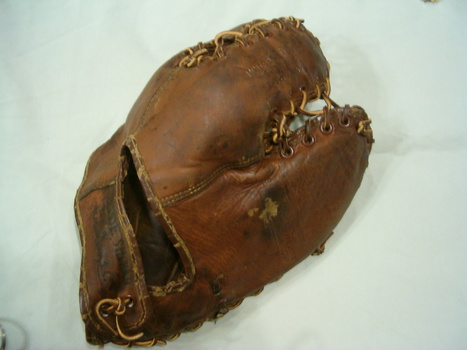 Old Baseball Glove Collectors Weekly