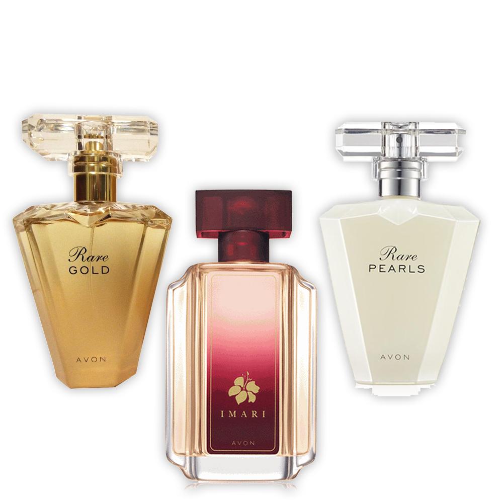 Eau 1 Avon Gold De Parfum Rare 7