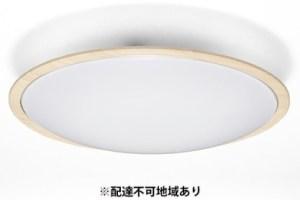 LEDシーリングライト 5.11 音声操作 ウッドフレーム6畳調色 CL6DL-5.11WFV-U