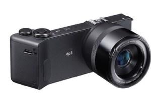 デジタルカメラ SIGMA dp Quattro シリーズ SIGMA dp3 Quattro