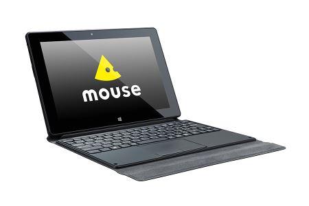 マウスコンピューター 10.1型2in1タブレットPC