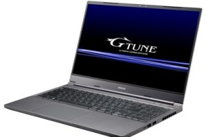 「made in 飯山」マウスコンピューターOffice Home and Business 2019搭載 15.6型ノートPC「G-Tune E5-165-CML-B-IIYAMA」