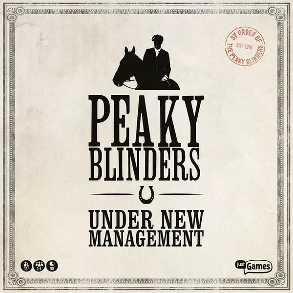 Peaky Blinders Under New Management - Front Cover