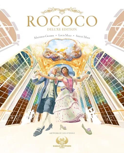 Rococo: Deluxe Edition | Board Game | BoardGameGeek