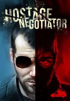 Portada del juego de mesa Hostage Negotiator