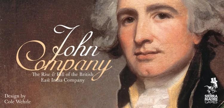 Jhon Company portada