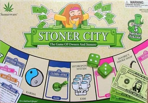 Image result for Stoner City