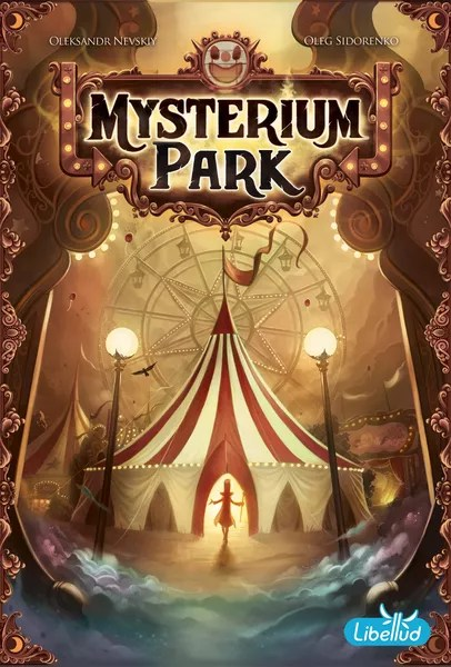 Mysterium Park top box