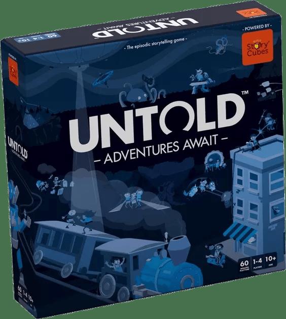 Image result for Untold: Adventures Await