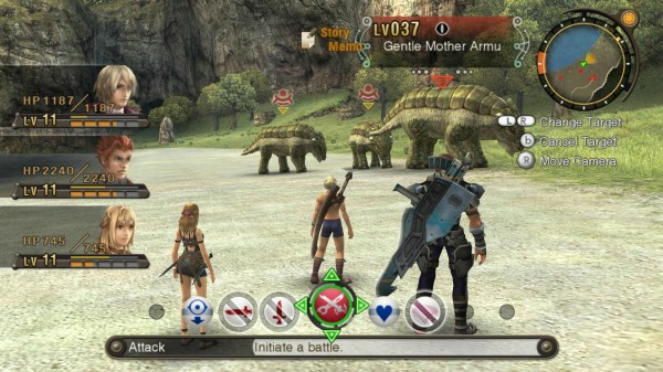 A vast, open world adventure RPG for the Wii, with a good ...